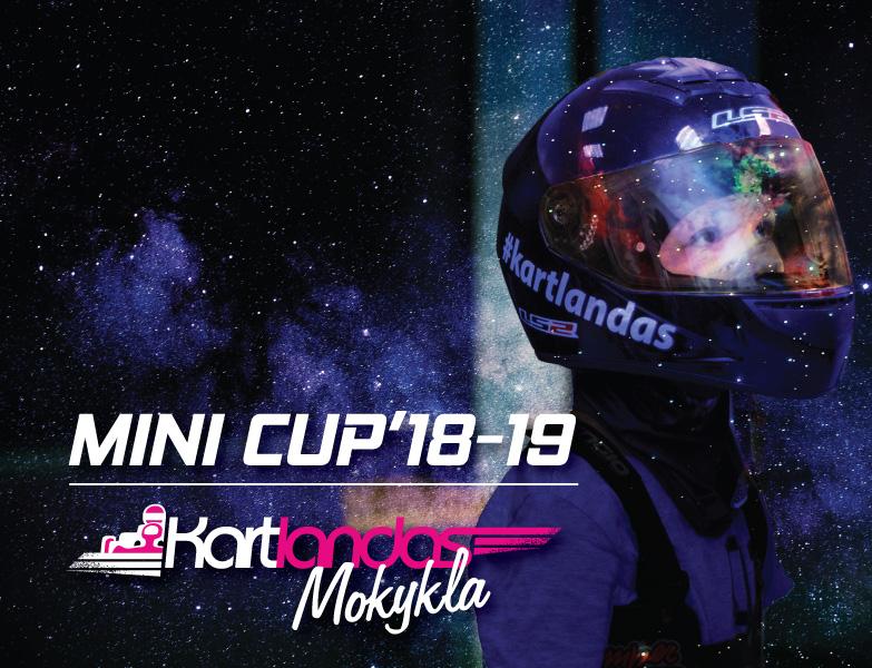 MINI-CUP Kartlandas